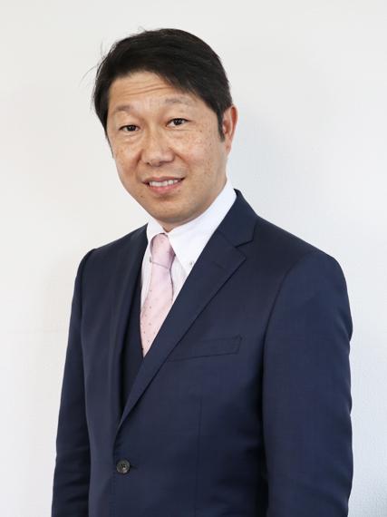 代表取締役 中坂 征洋