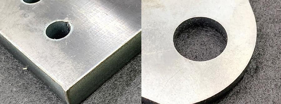 厚み3ミリの鋼材に開けられる一番小さい穴